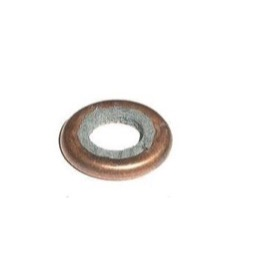 Land Rover kobber pakning for Swivel krom kugle aftapnings prop - 230511