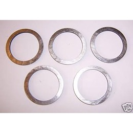 "Land Rover differentiale shims for spidshjulet -  0,081"" / 2,0574 mm"