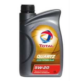 Total Quartz Ineo First 5W-20 motorolie - 1 liter - 86194697-0010