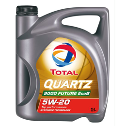 Total Quartz Ineo First 0W-30 motorolie for Land Rover modeller med partikel filter - 5 liter - 86183135-0050