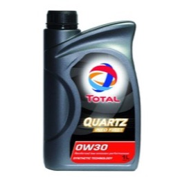 Total Quartz Ineo First 0W-30 motorolie for Land Rover modeller med partikel filter - 1 liter - 86183135-0010