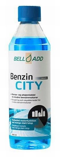 BELL ADD 500 ml Benzin City specialudviklet rensemiddel - 869515