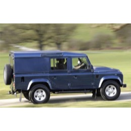 Land Rover Alpine tagvindue for Defender og Serie biler