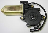 Land Rover rudehejs motor for Discovery 1 & 2 - venstre side for og bag