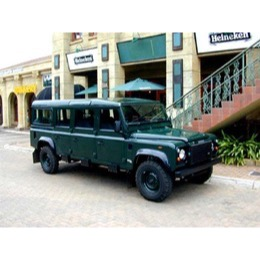 Land Rover Defender 200 Tdi Stage I upgrade