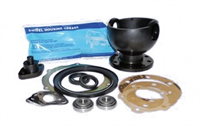 Land Rover swivel krom kugle reparations kit - DA3164