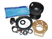 Land Rover Defender swivel krom kugle reparations kit DA3180