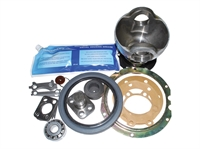 Land Rover swivel krom kugle reparations kit - DA3181