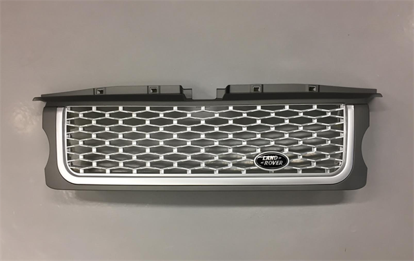 Land Rover kølergrill i autobiography design Supercharged facelift til Range Rover Sport 2005-2009 - DCCRRSSCGRILLAUTOB