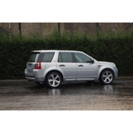 Land Rover Freelander 2 2,2 TD4 (Generation 1) Stage I motor optimering - 205 Hk & 495 Nm