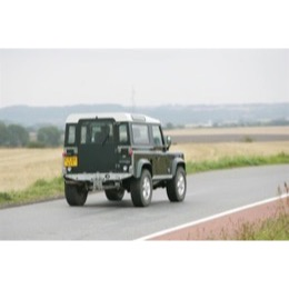 Land Rover Defender 300 Tdi Stage I upgrade