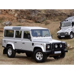 Land Rover Defender 2,5 Benzin - Service kit