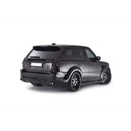 Land Rover elektronisk sports undervogn for Range Rover Sport