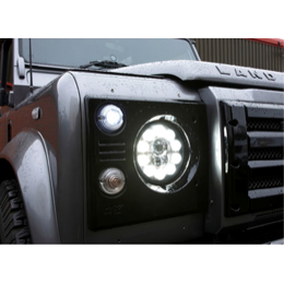 Land Rover Defender LED forlygte GDL016