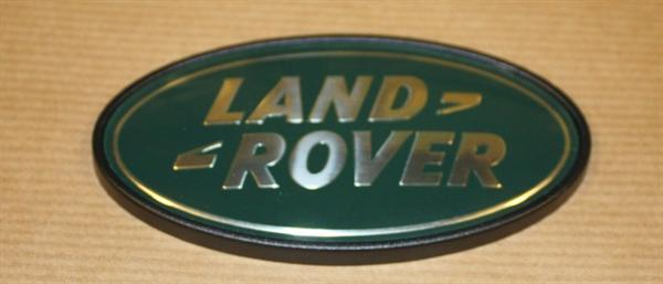 land rover logo badge til siden af freelander lr001664 land rover range rover v rksted. Black Bedroom Furniture Sets. Home Design Ideas