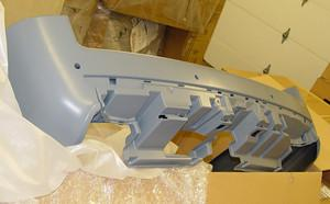 Land Rover bagkofanger for Range Rover GCAT fra 2010 til 2012 - Body kit model
