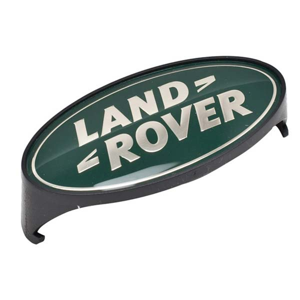 Land Rover logo til køler grill MXC6402 fra Land Rover webshop med gratis fragt