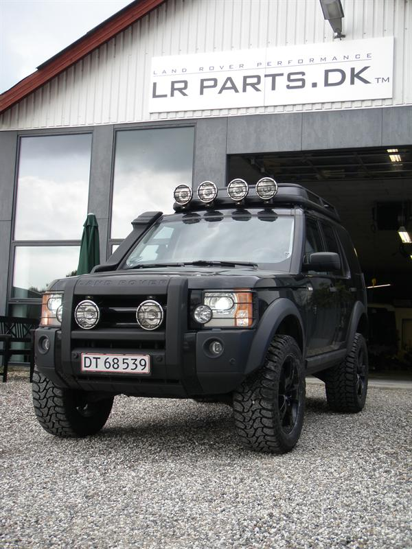 Land Rover A-Bar for Discovery 3 & 4 - Model beregnet til spil montage