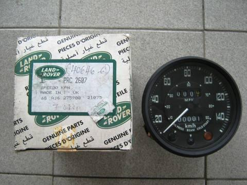 Land Rover Serie 3 speedometer PRC2607