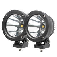Land Rover LED lygtebar High Output - 125 mm 25 Watt Cree LED