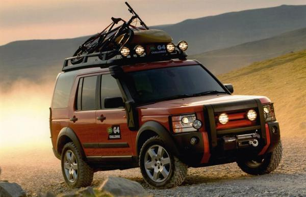 Land Rover snorkel for Discovery 3 & 4