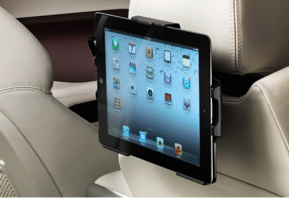 Land Rover Ipad holder til nakkestøtter VPLVS0165