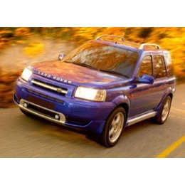 Land Rover Freelander 1 TD4 Stage I motor optimering - 147 Hk & 315 Nm
