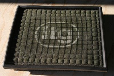 Land Rover ITG filter WB-615