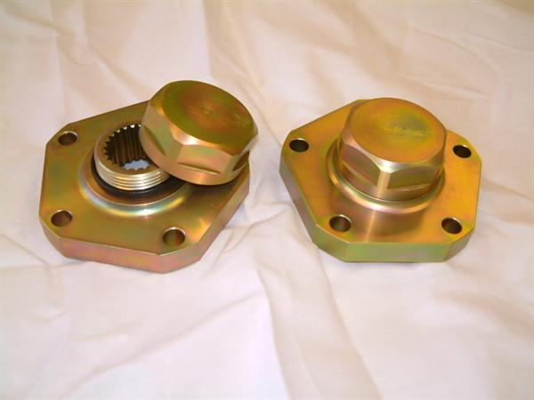 Land Rover Heavy Duty driv flange sæt for Heavy Duty driv aksler