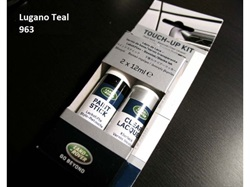 "Land Rover maling ""Touch Up"" - Lugano Teal - LRC963"