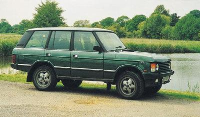 Land Rover Range Rover Classic 200 Tdi - Service kit