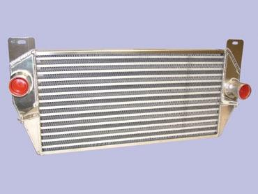 Land Rover Discovery Td5 Stage II intercooler for modeller med automatgear